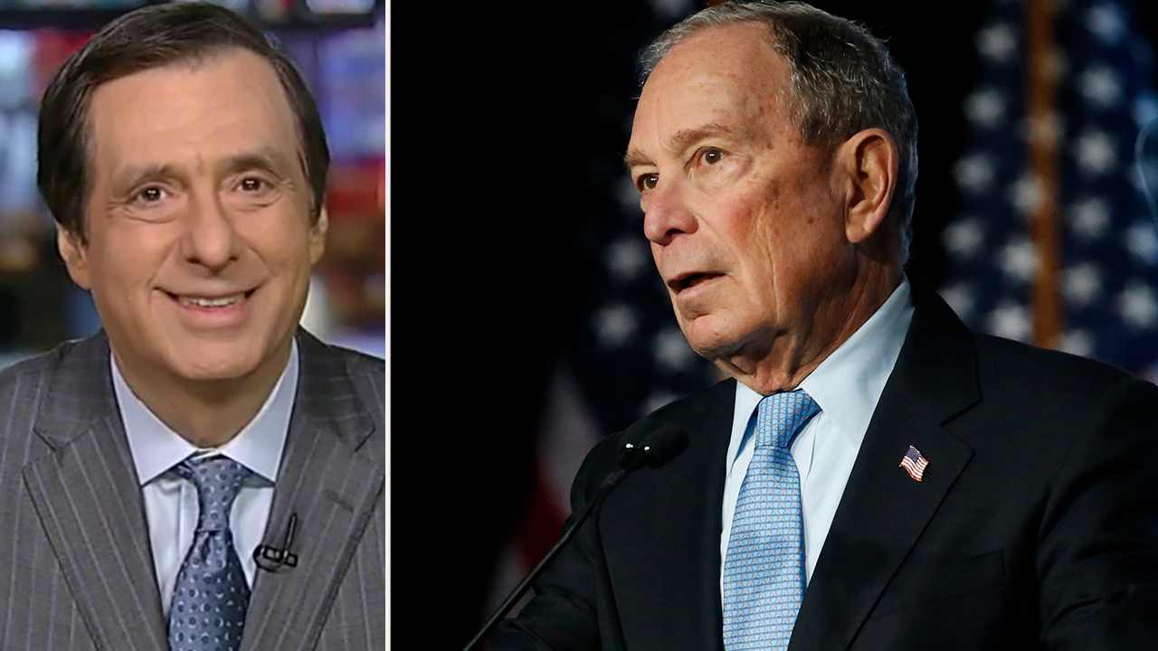 Kurtz: Bloomberg's awful debate performance boosts chances of front-runner Sanders