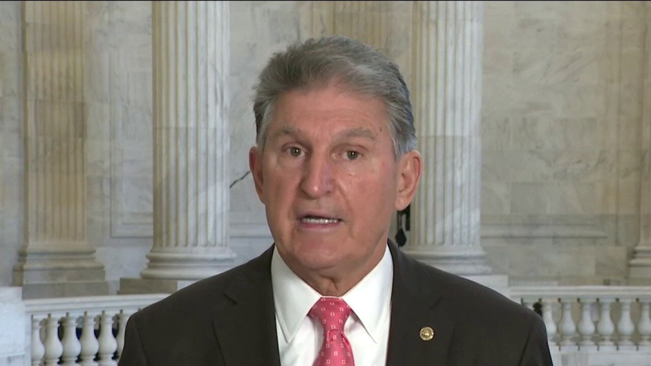 Sen. Manchin on bipartisan stimulus plan: 'This is what's needed now'