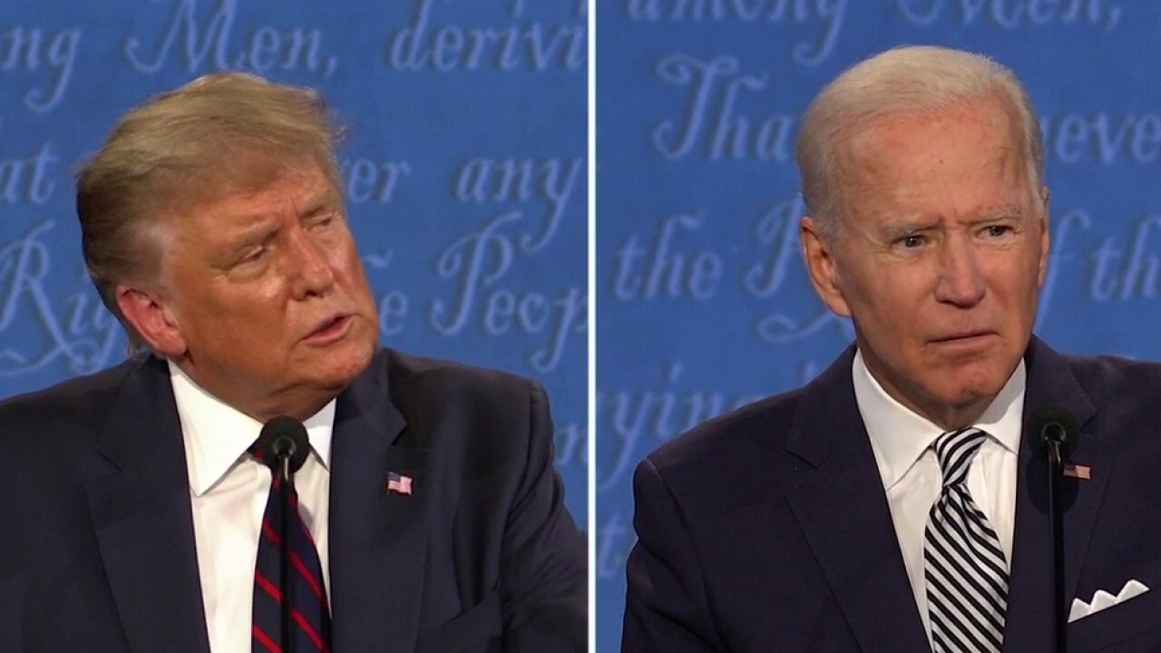 Trump, Biden on calling state, local leaders about stopping violence amid unrest