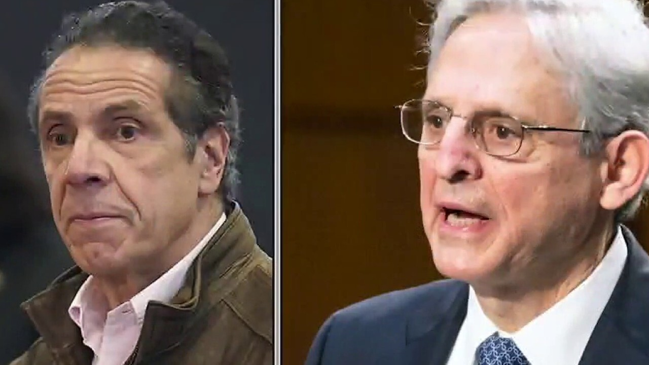 Can AG nominee Garland ensure a fair, independent probe into Cuomo scandals?