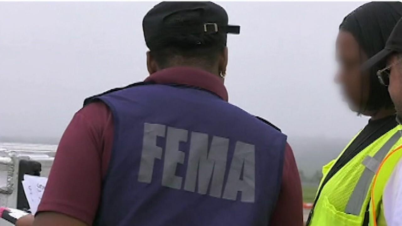 FEMA response to coronavirus