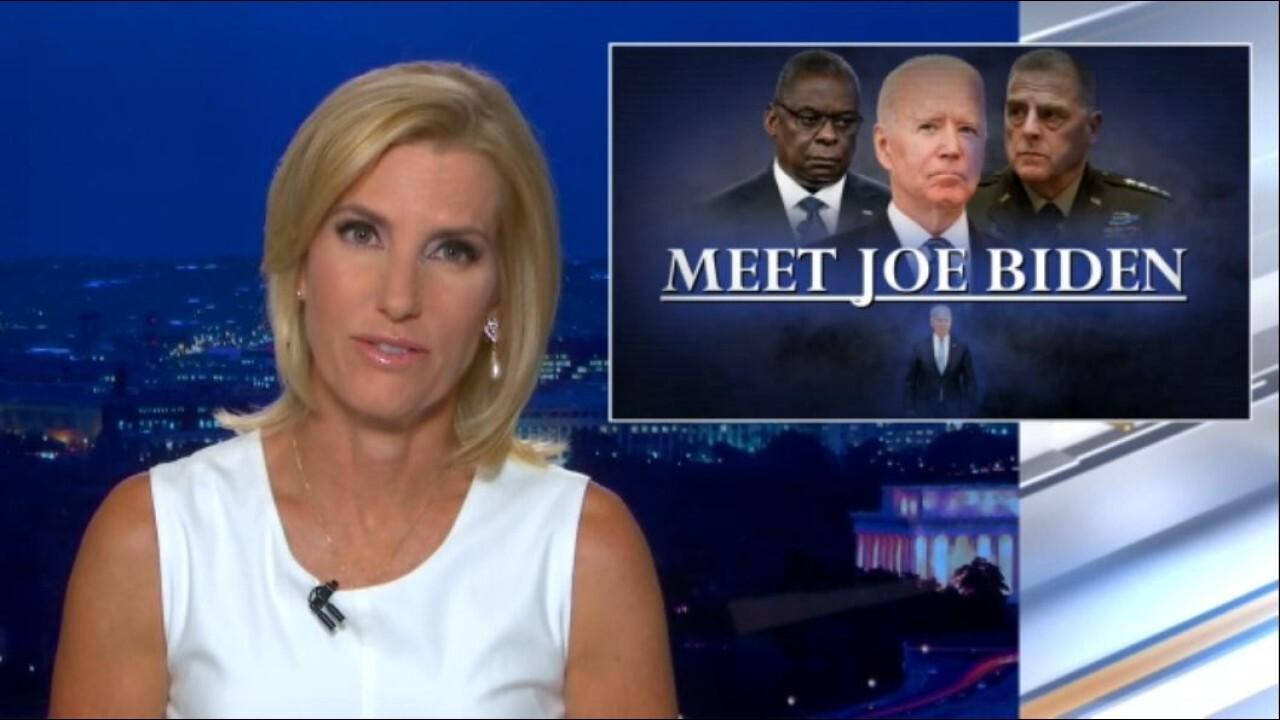 Ingraham: Meet Joe Biden