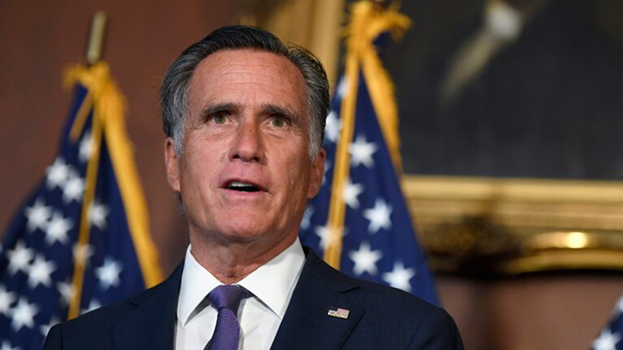 Romney says he supports moving ahead with Trump Supreme Court nominee