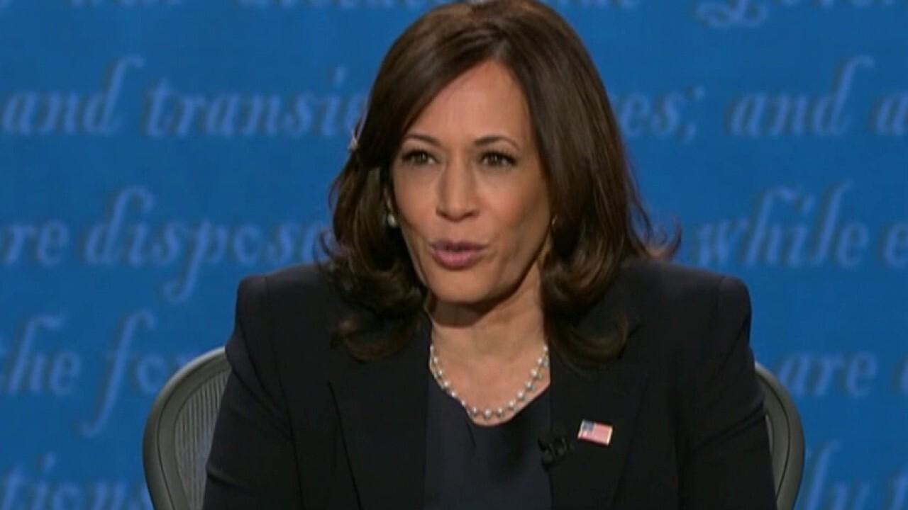 Kamala Harris struggles to answer basic questions in VP debate