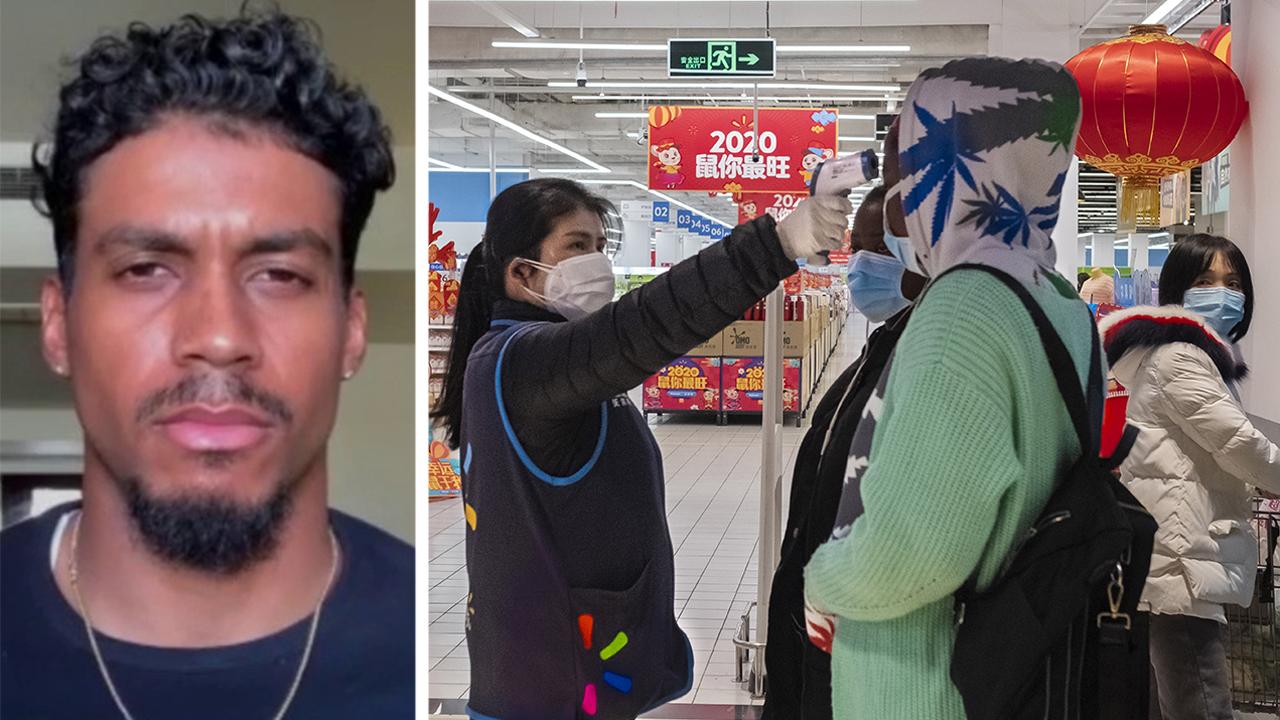 American evacuee Jarred Evans describes life in Wuhan during coronavirus outbreak