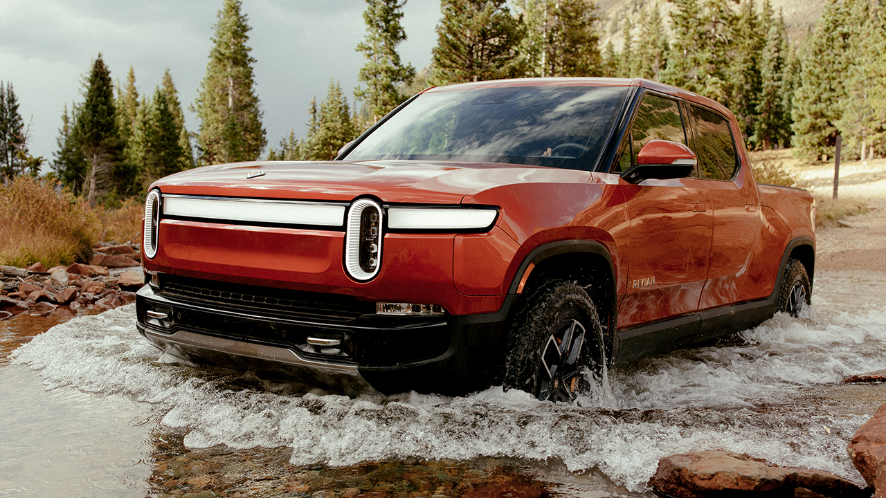 Here's how Rivian built the first electric pickup