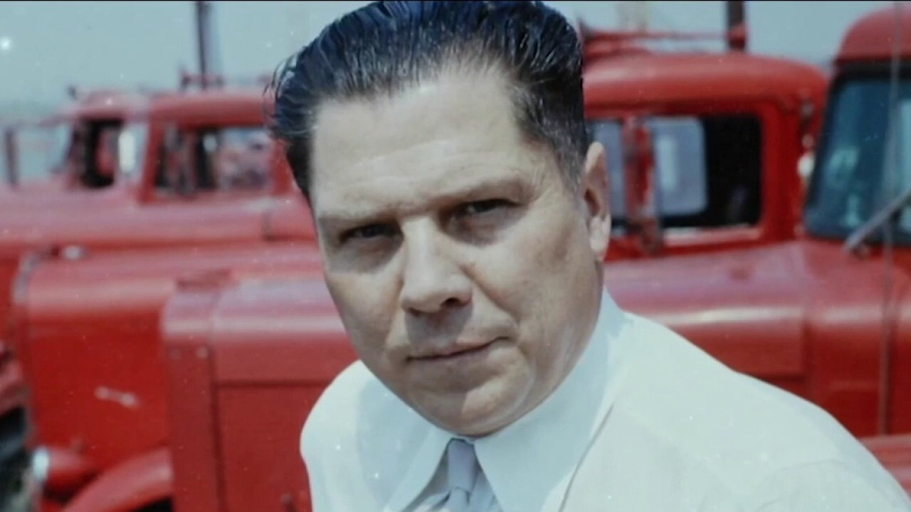 Eric Shawn: The new tip about where Jimmy Hoffa is buried