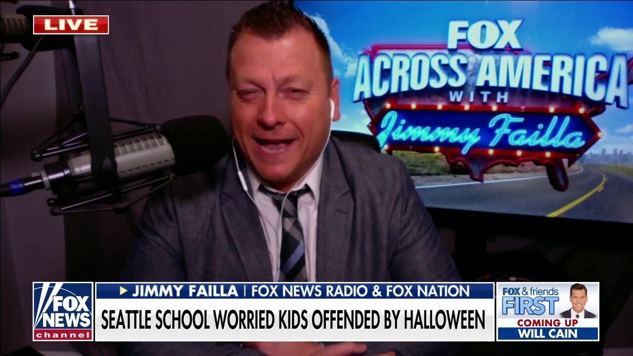 Jimmy Failla: Woke left-wingers trying to out-do each other