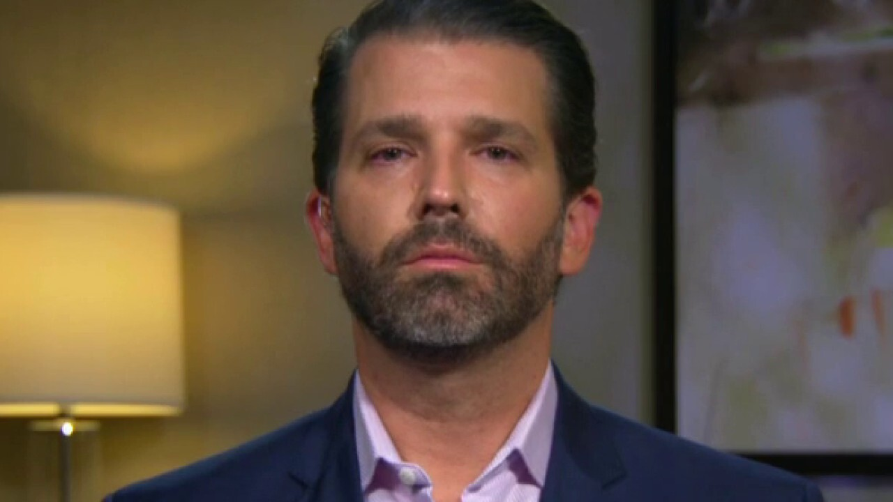 Trump Jr.: Pence 'systematically destroyed' Biden-Harris record