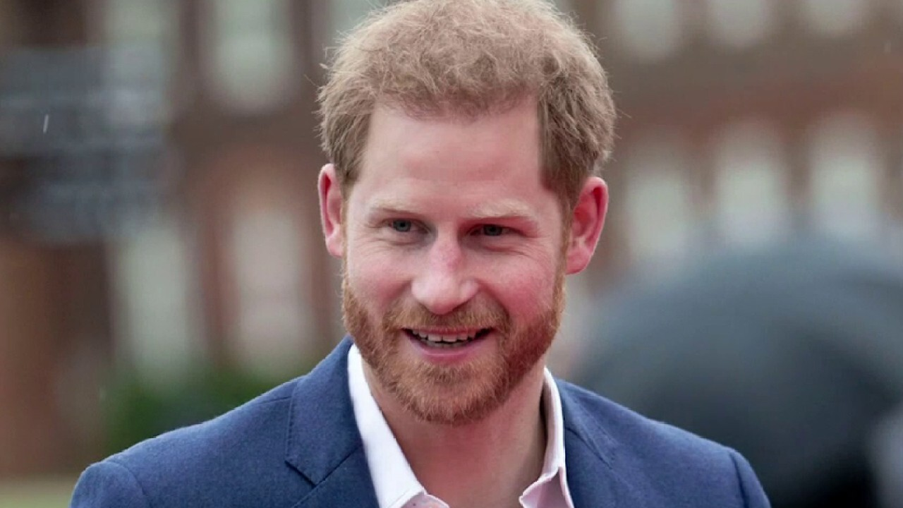 Prince Harry under fire for 'grotesque' $20M book deal