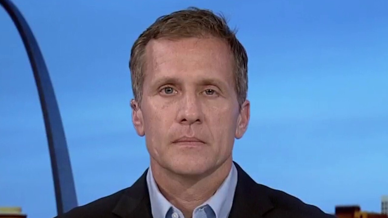 Fmr. Missouri Governor Eric Greitens on how states have responded to protests