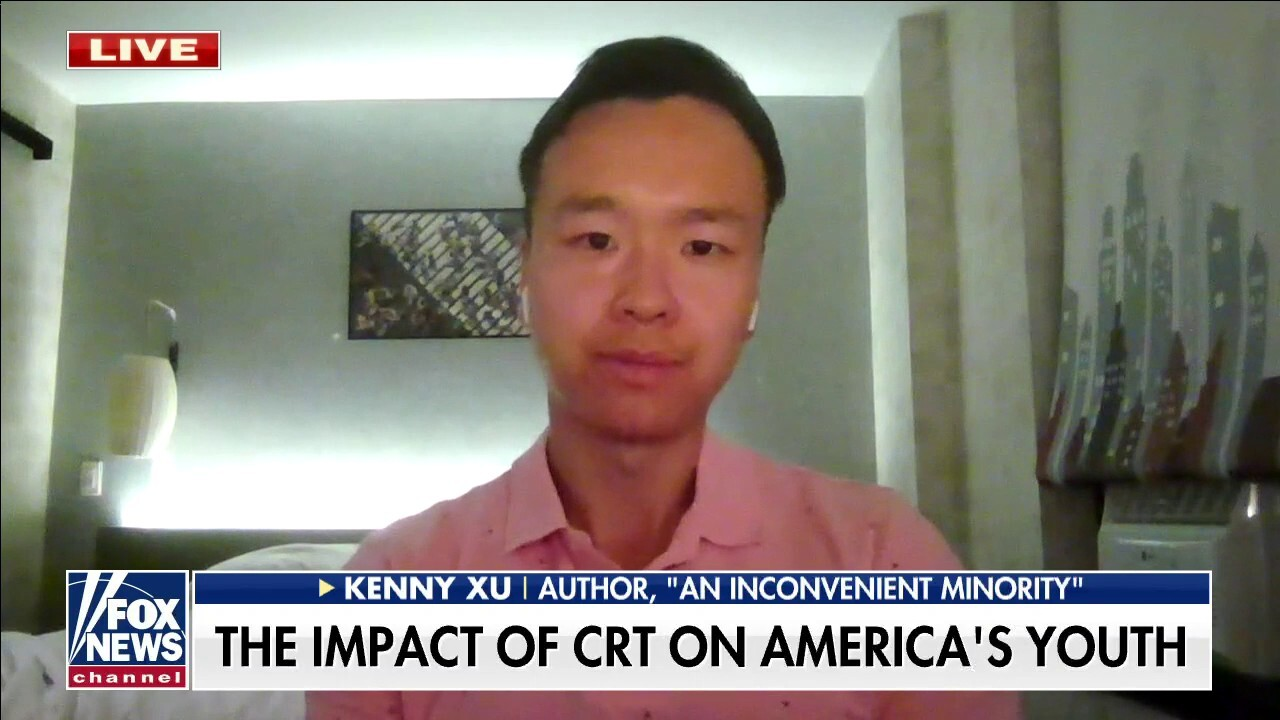 Critical race theory debunked by success of Asian Americans: Kenny Xu