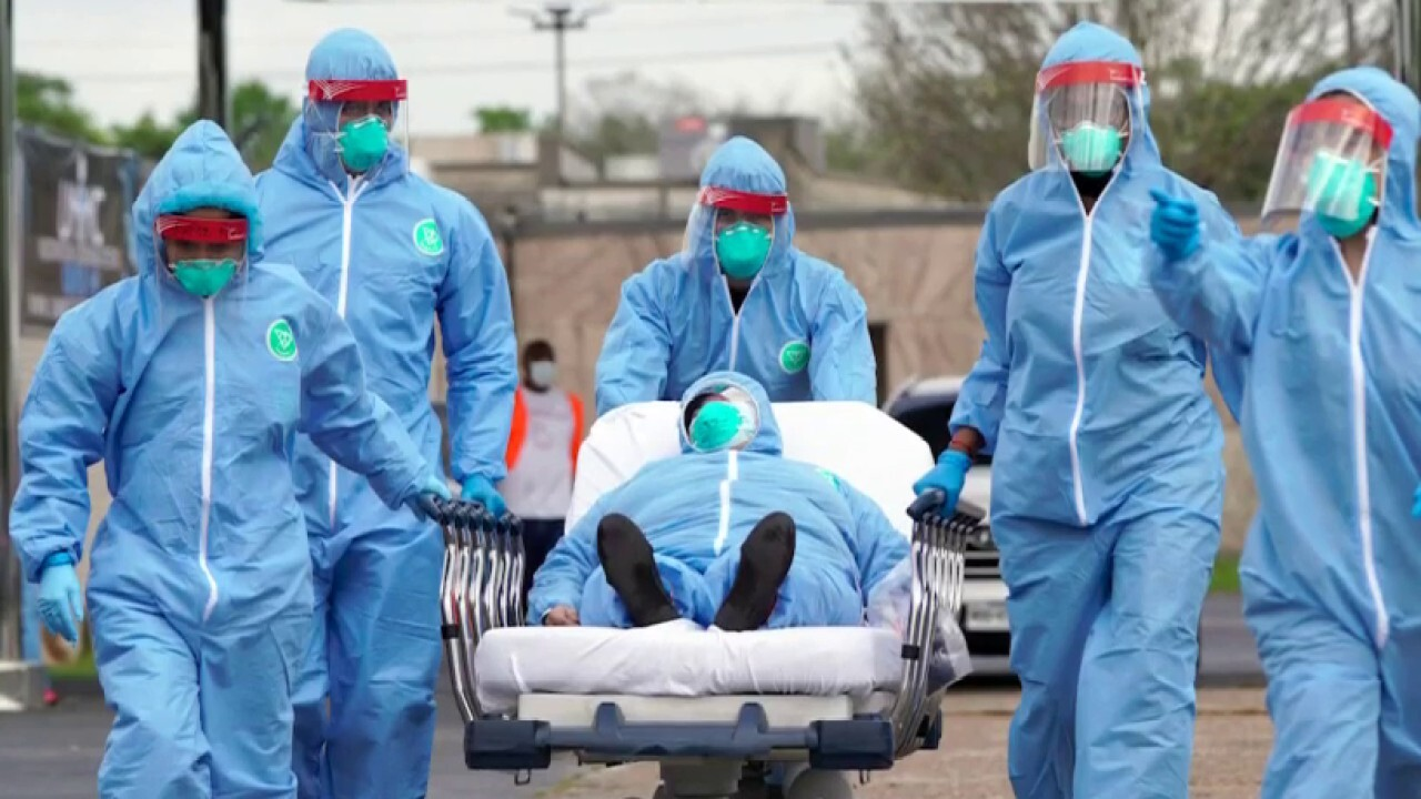Donald trump US was more prepared for pandemic than any other country, Johns Hopkins study found thumbnail
