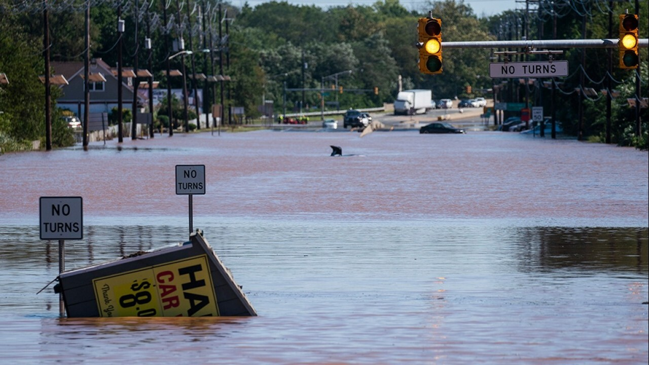 NYC faced first 'flash flood emergency' in its history