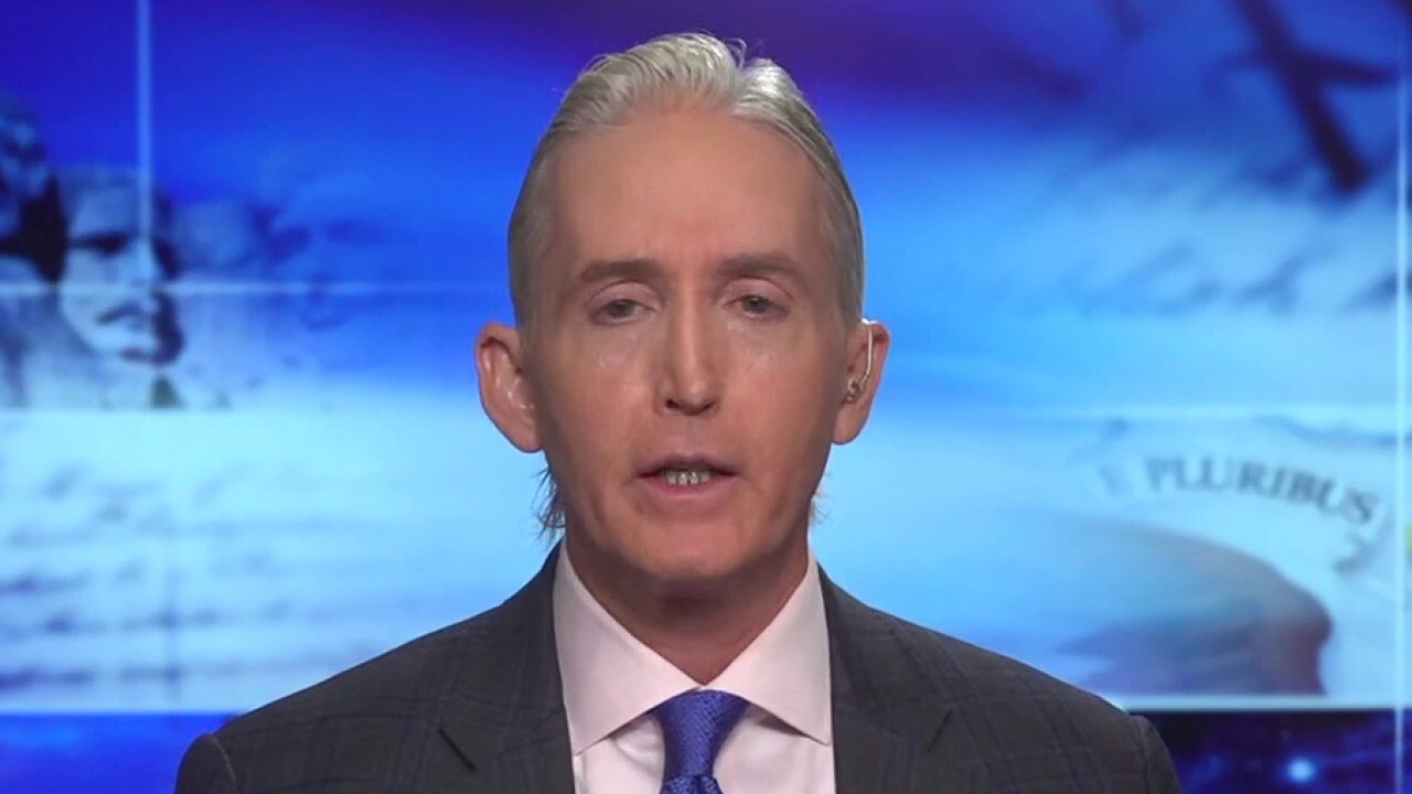 Trey Gowdy: We are in a perpetual search for a more perfect union