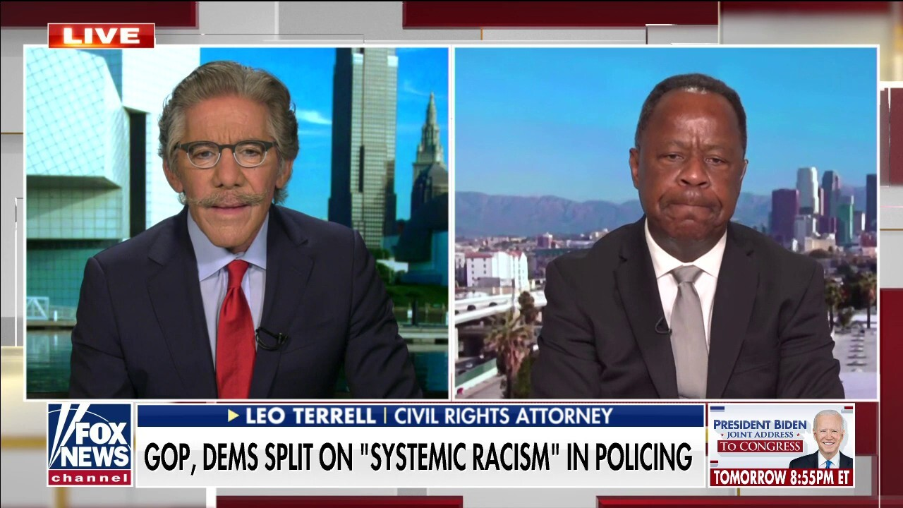 No systemic racism in US law enforcement: Leo Terrell