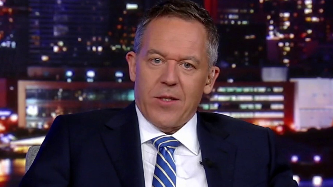 Gutfeld: One hundred days of glowing Biden media coverage