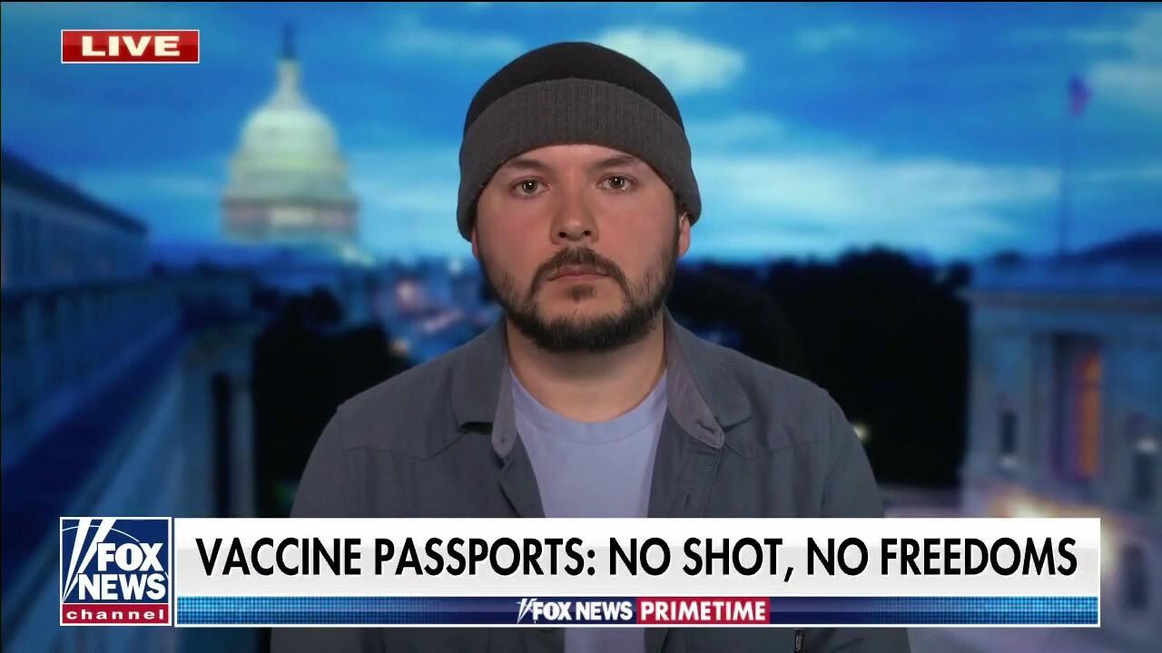 Tim Pool draws parallels between de Blasio's vaccine mandate and segregation