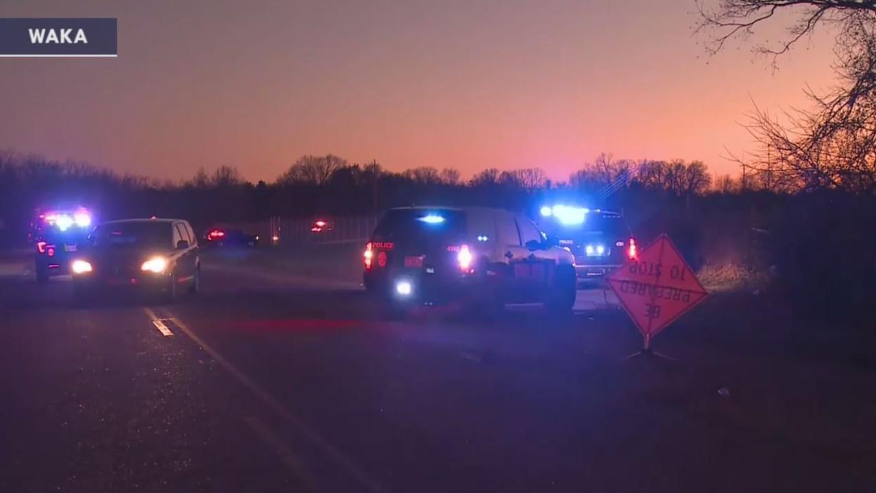 Alabama military plane crash leaves 2 dead