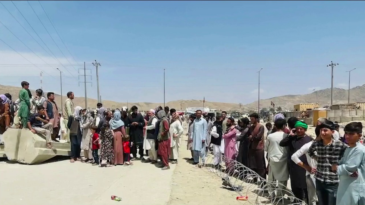 No One Left Behind 'done asking for permission' to get Afghan families out