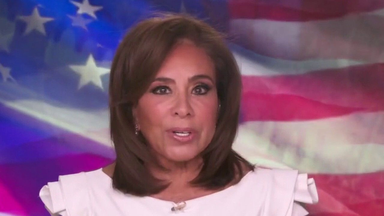 Judge Jeanine on Biden's record on criminal justice: Crime will run rampant, there's no accountability