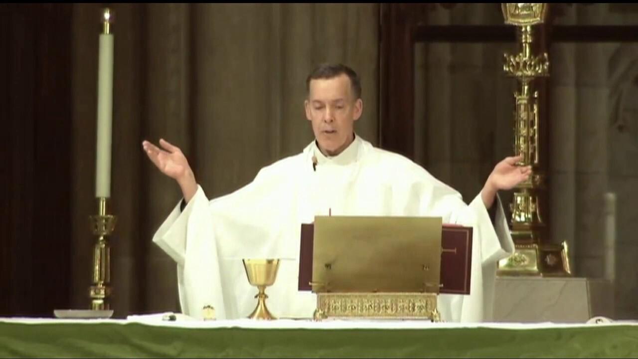 Saint Patrick's Cathedral Mass: Thursday, June 4