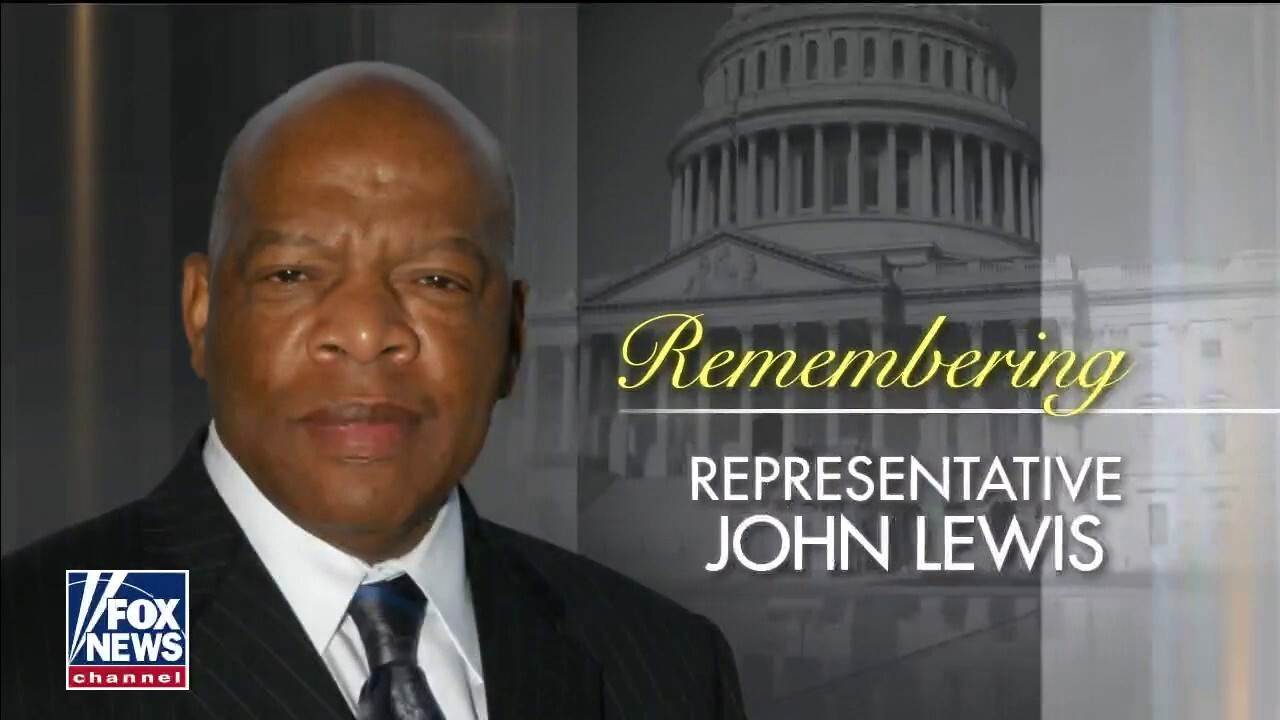 Alveda King echoes MLK's sentiments about John Lewis