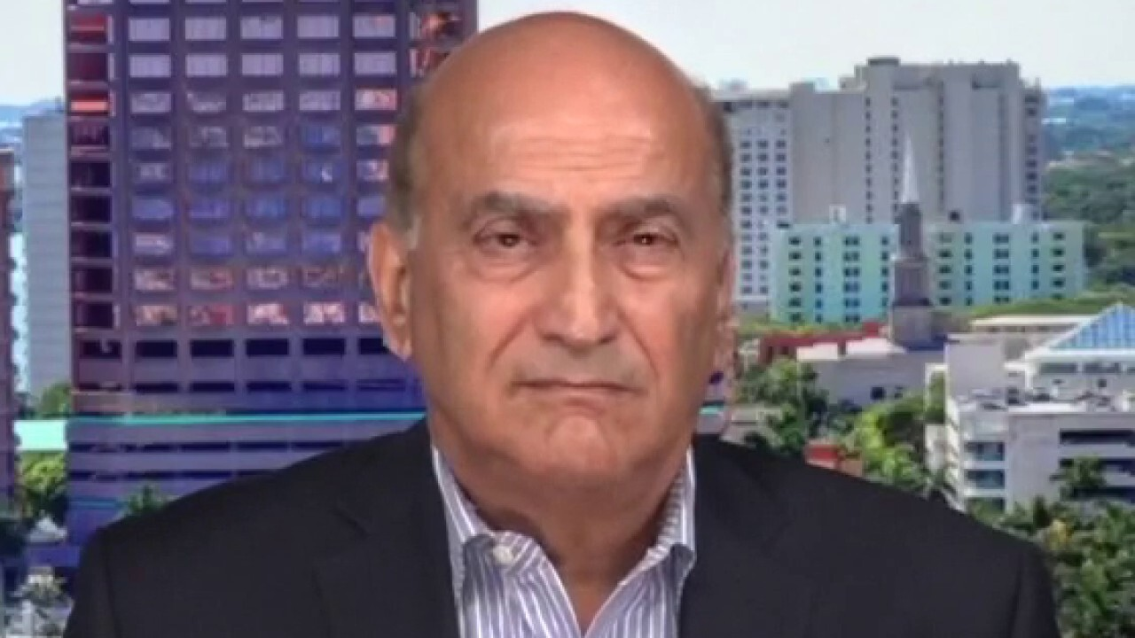 Walid Phares: Biden admin 'allowed' the Taliban to take over