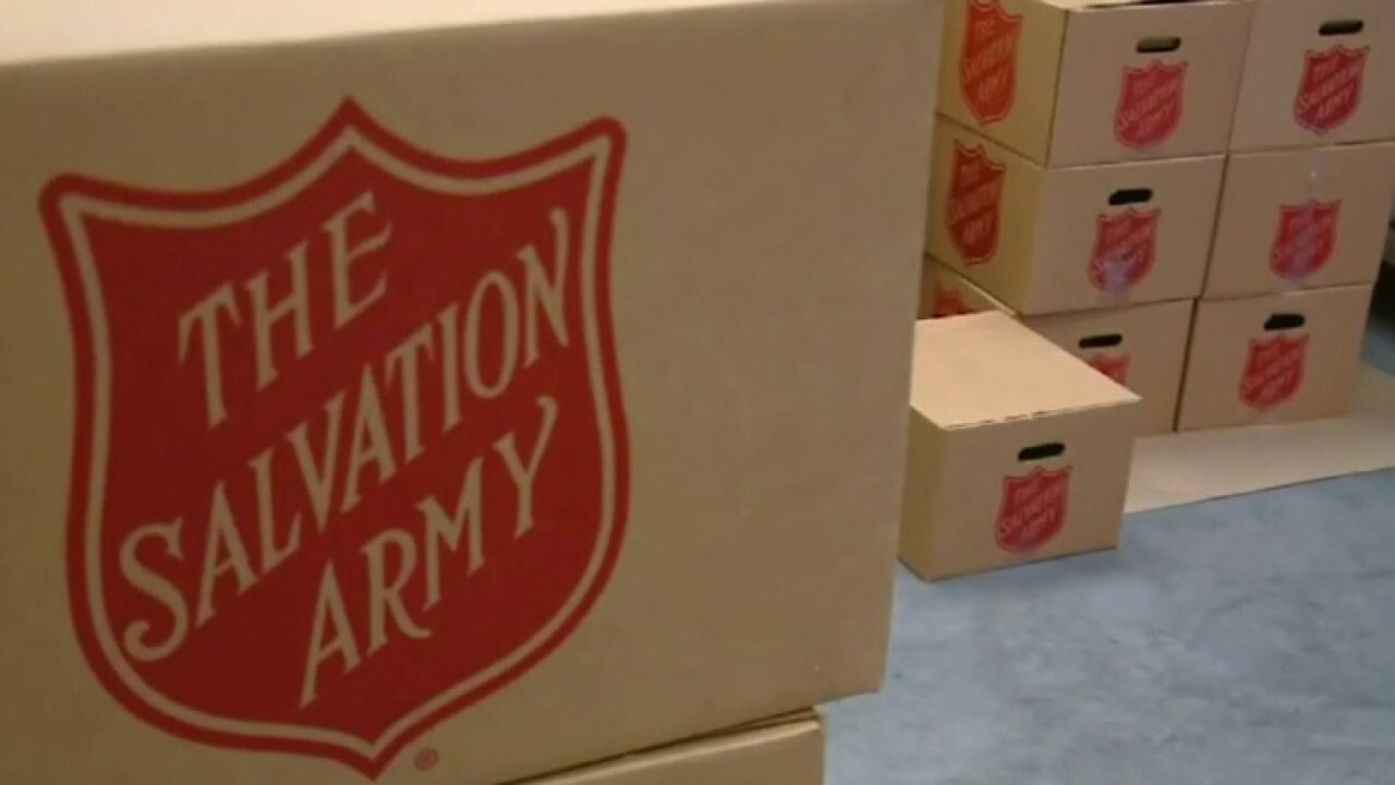 The Salvation Army spokesman on continuing operation amid COVID-19