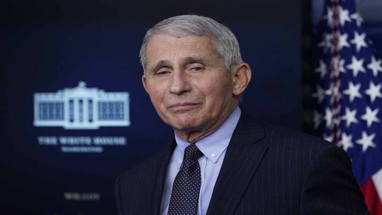 Fauci says working under Biden administration 'liberating'