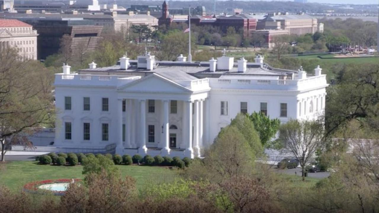 Virus in the White House