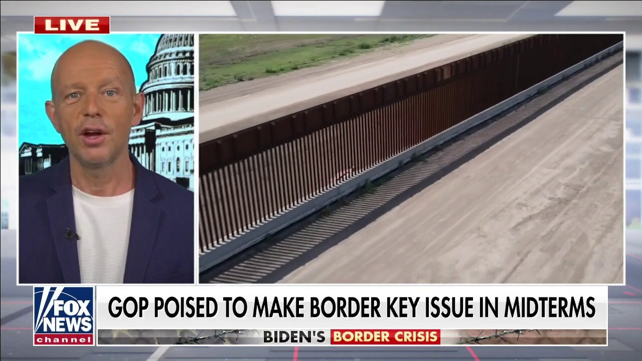 GOP to make border crisis, violent crime spike key issues in 2022 midterms