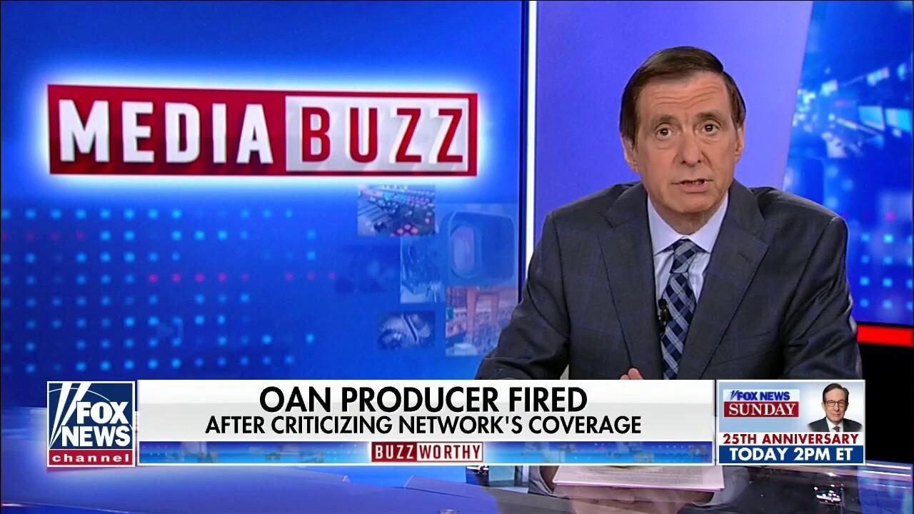 OAN producer fired