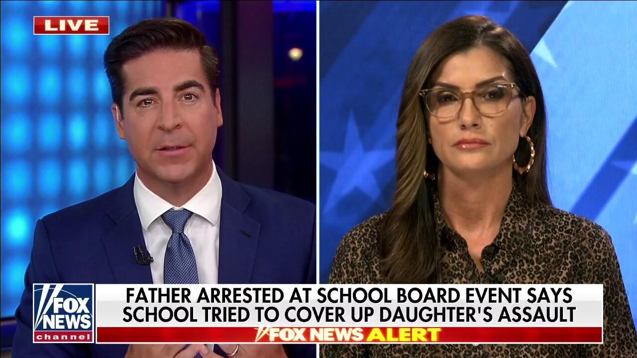 Dana Loesch: School boards prioritize political correctness over girls' safety