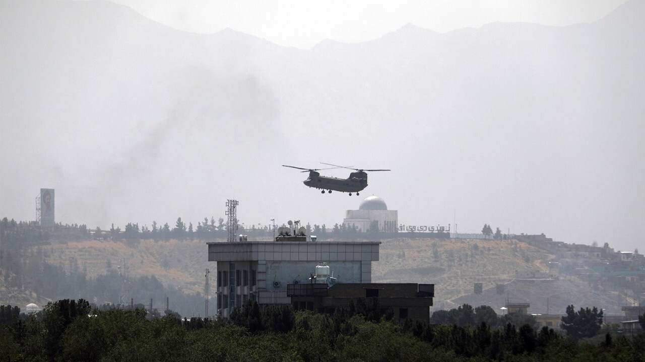 The American presence is gone in Afghanistan: Report