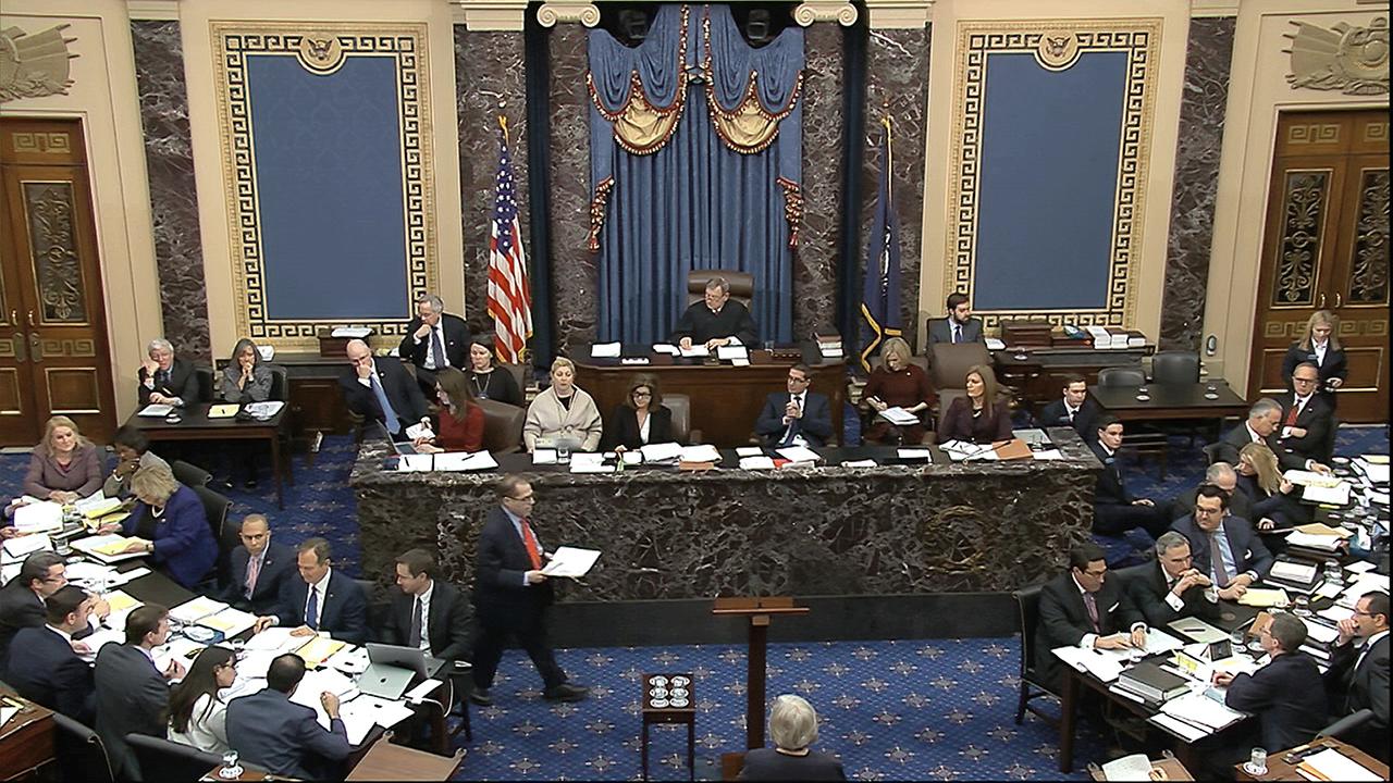 Westlake Legal Group image Senate Republicans work to block witnesses fox-news/columns/fox-news-halftime-report fox news fnc/politics fnc Chris Stirewalt article 0d74a14a-178c-53d7-94b4-4e3d30735a9e