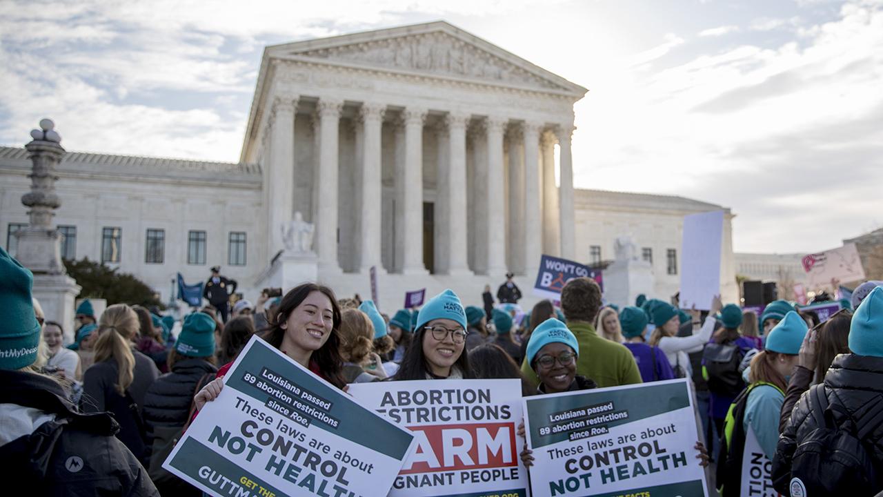 Pro-life women criticize actress Busy Philipps' praise for abortion: 'Women deserve better' | Fox News