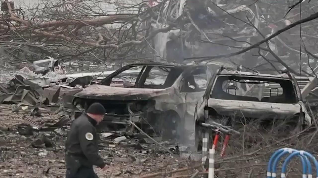 FBI: Investigating over 500 leads in Nashville blast