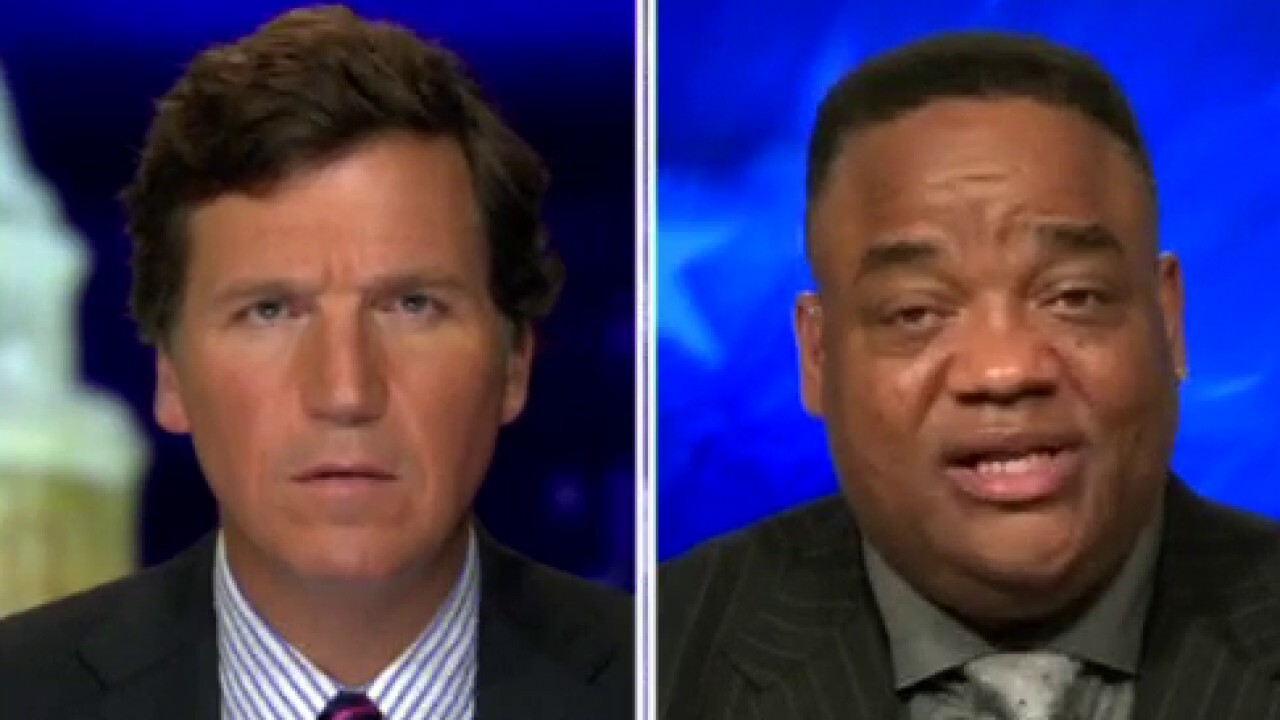 Jason Whitlock discusses his interview with President Trump
