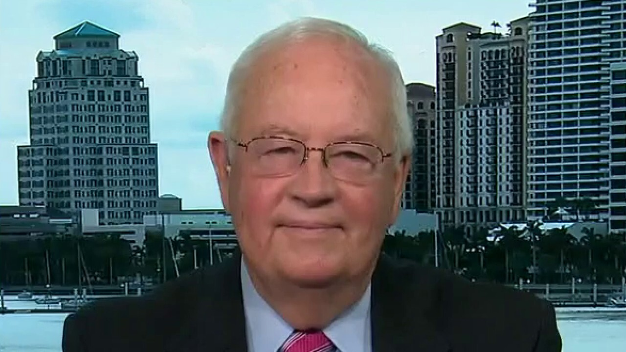 Ken Starr on whether he believes President Trump has a path to victory