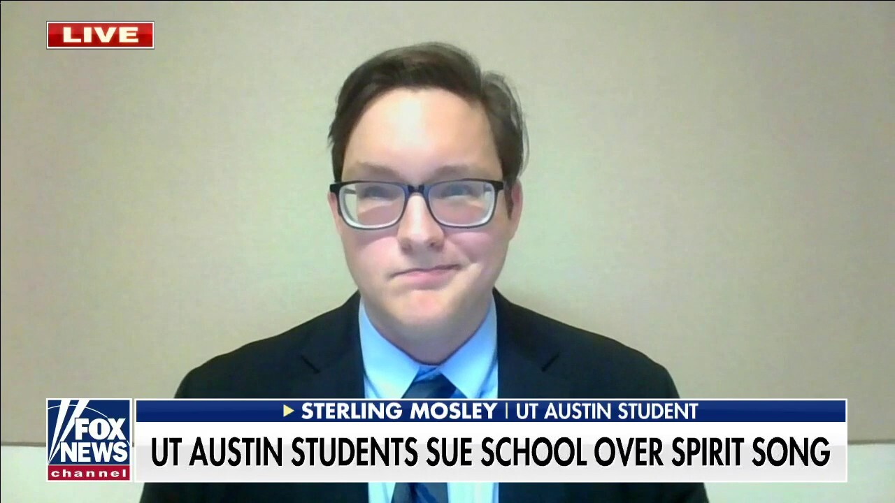 University of Texas at Austin students sue school over spirit song