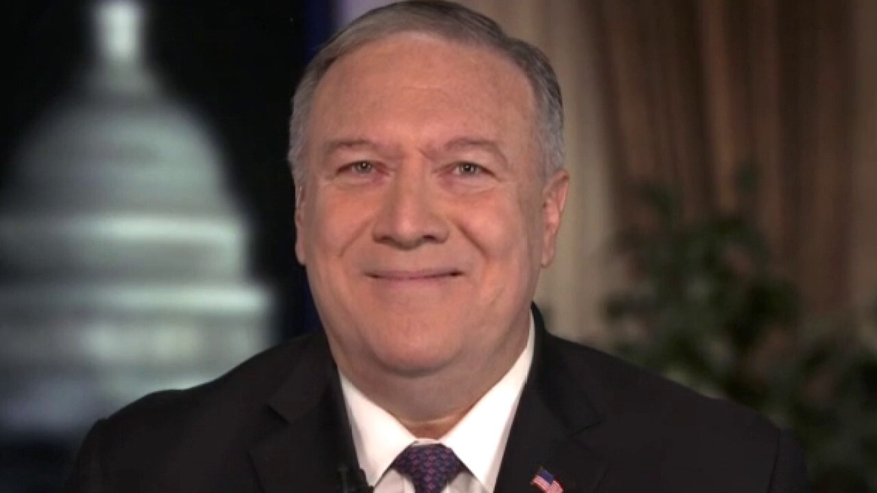 Pompeo: Weakness begets war, China realizes Biden admin will be weak on China