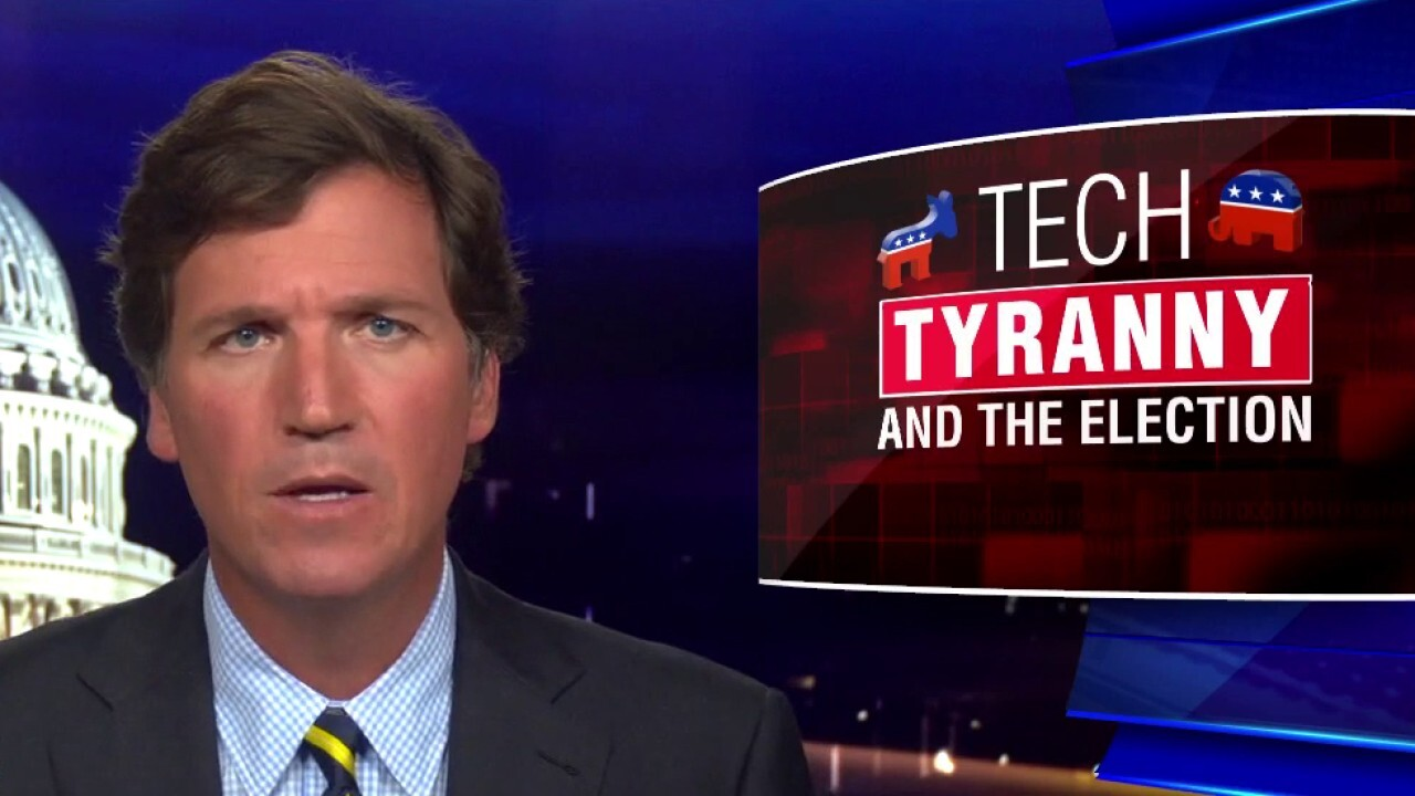 Tucker: How big tech is censoring content in a 'stealthy way'