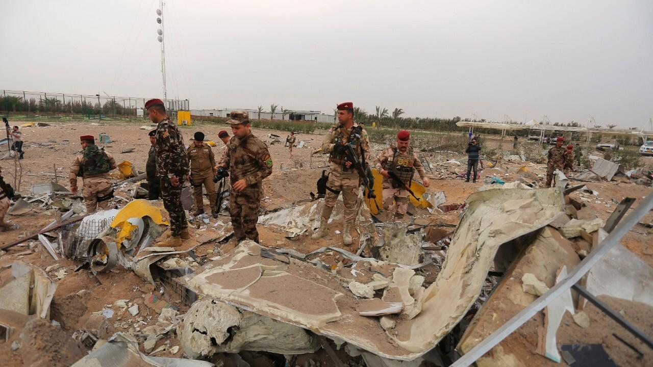 US launches retaliatory strikes targeting Iran-backed militias in Iraq