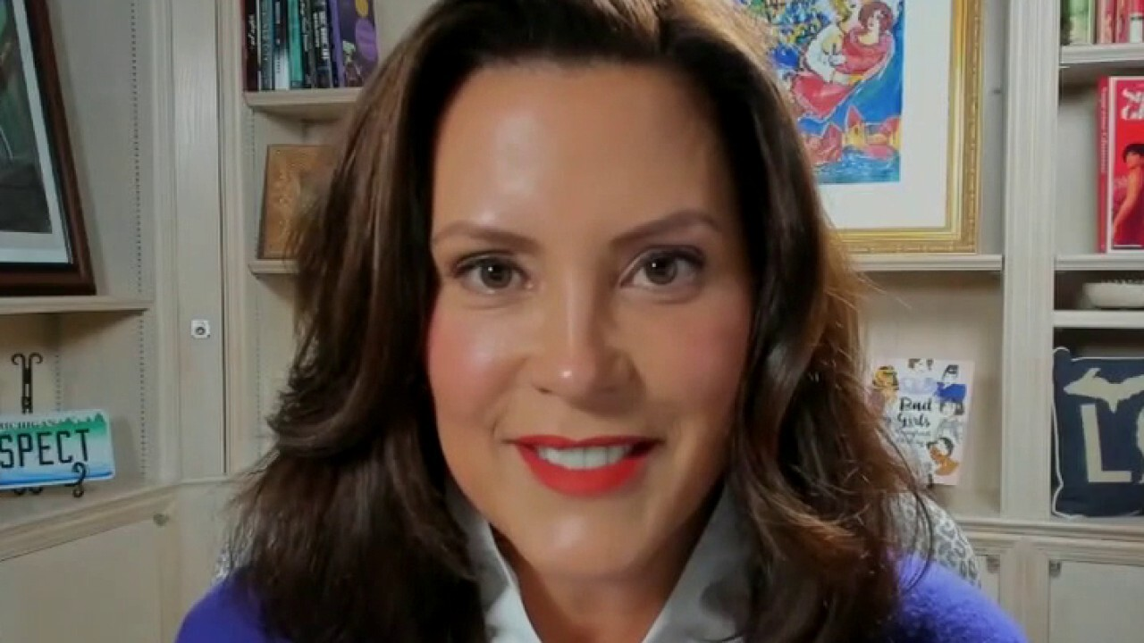 Gov. Whitmer: Trump administration failed to address global pandemic, no national strategy