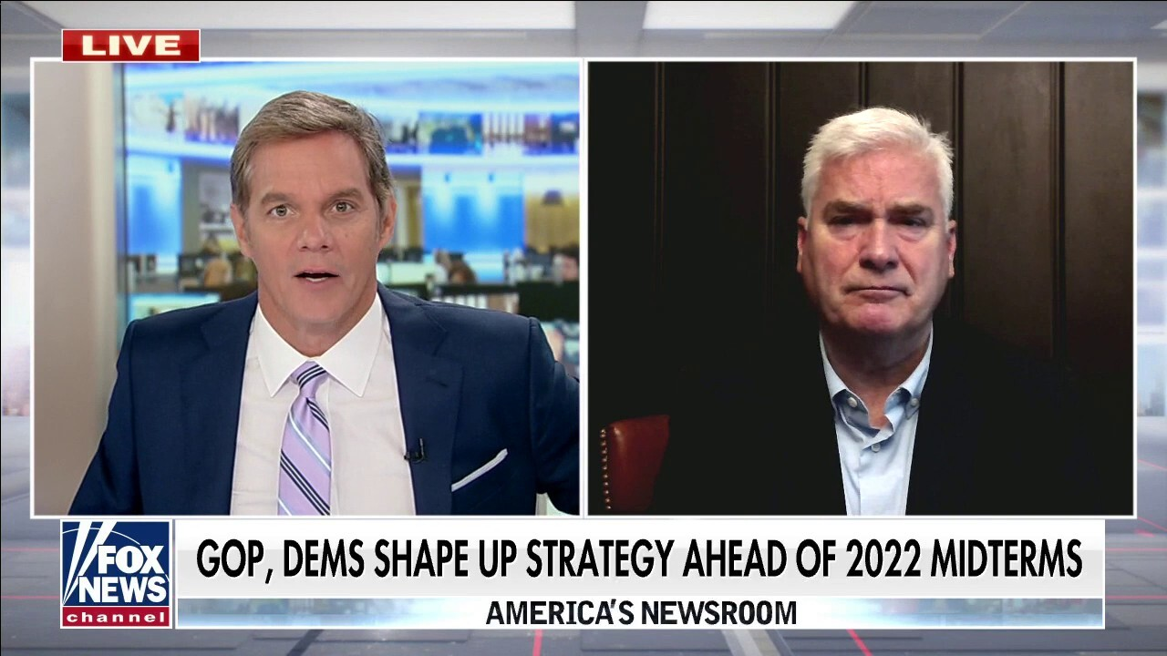 Republicans are 'poised' to take back House in 2022 midterms: Rep. Emmer