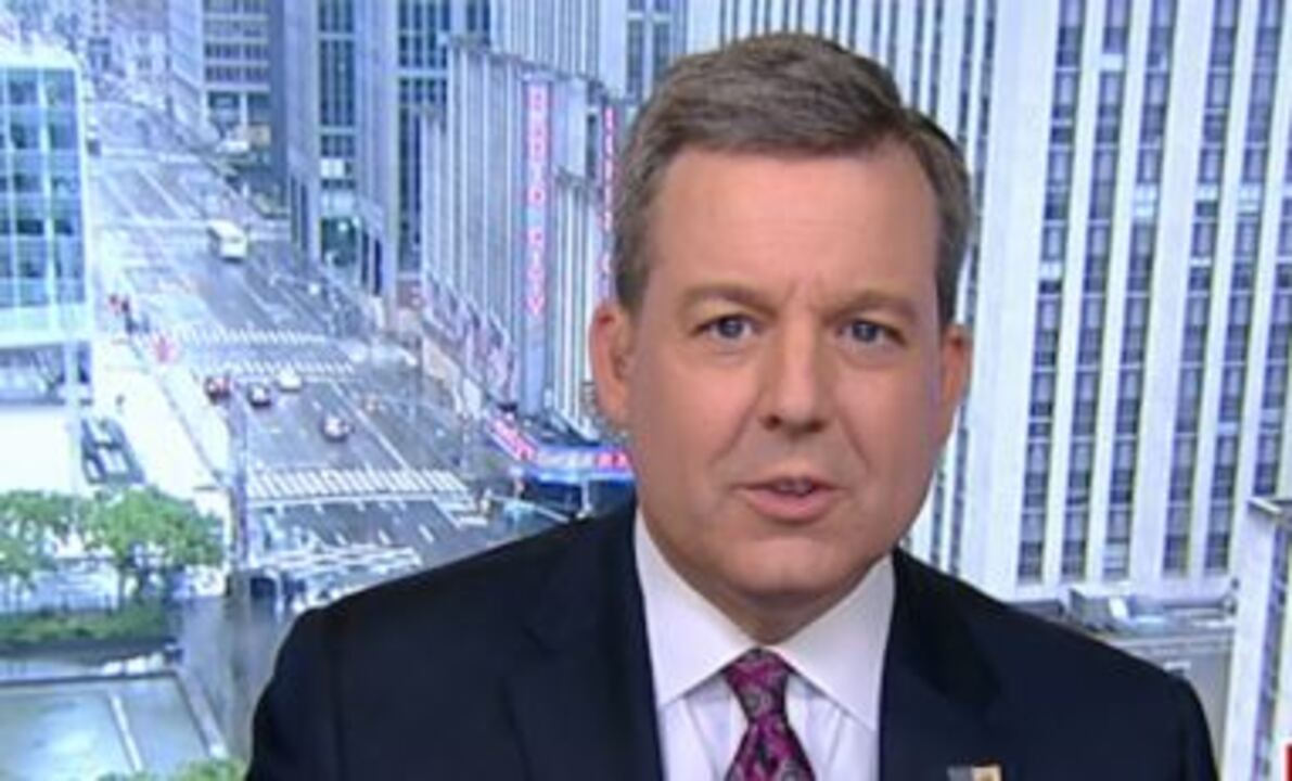 'Give the man a chance': Ed Henry responds to Trump critics over violent protests
