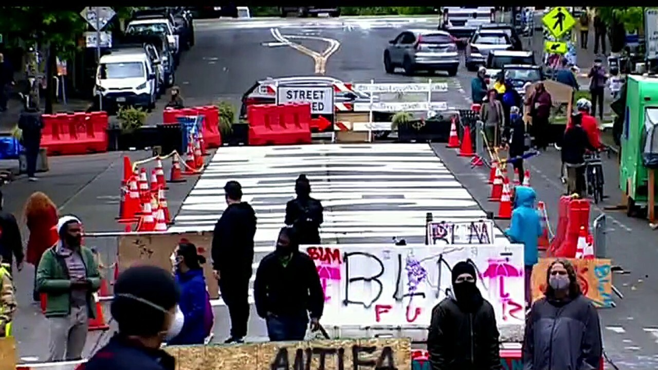 Seattle mayor, police chief at odds over 'autonomous zone'