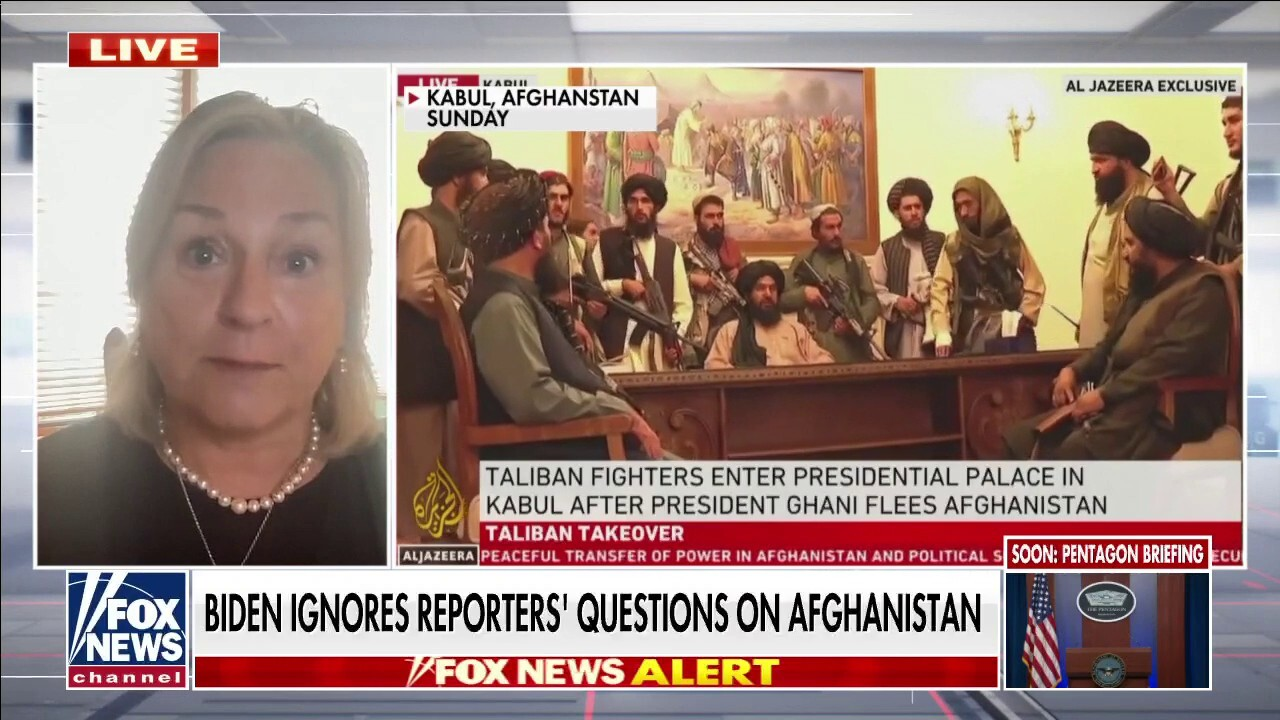 Democratic congresswoman on to discuss Biden's 'failure' in handling Afghanistan