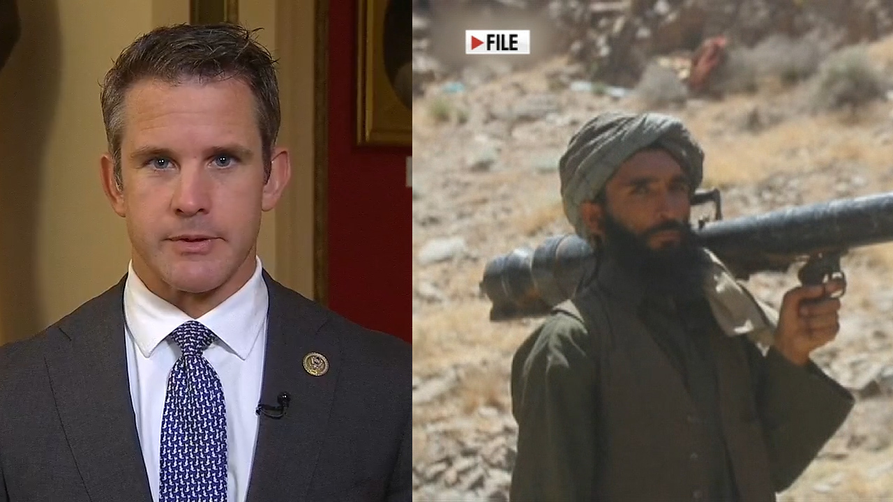 Exclusive: Rep Kinzinger on Trump's Taliban deal: Clear the US is their enemy